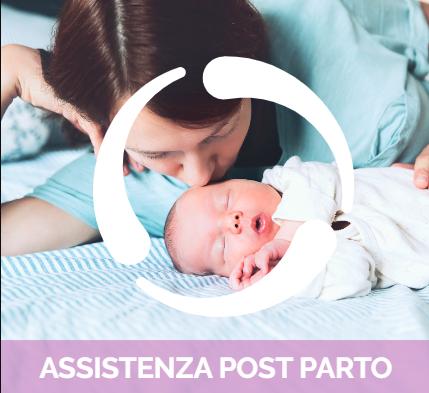 assistenza post parto